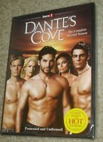 Dantes Cove - The Complete Second Season (dvd, 2007, 2-disc Set), And Sealed
