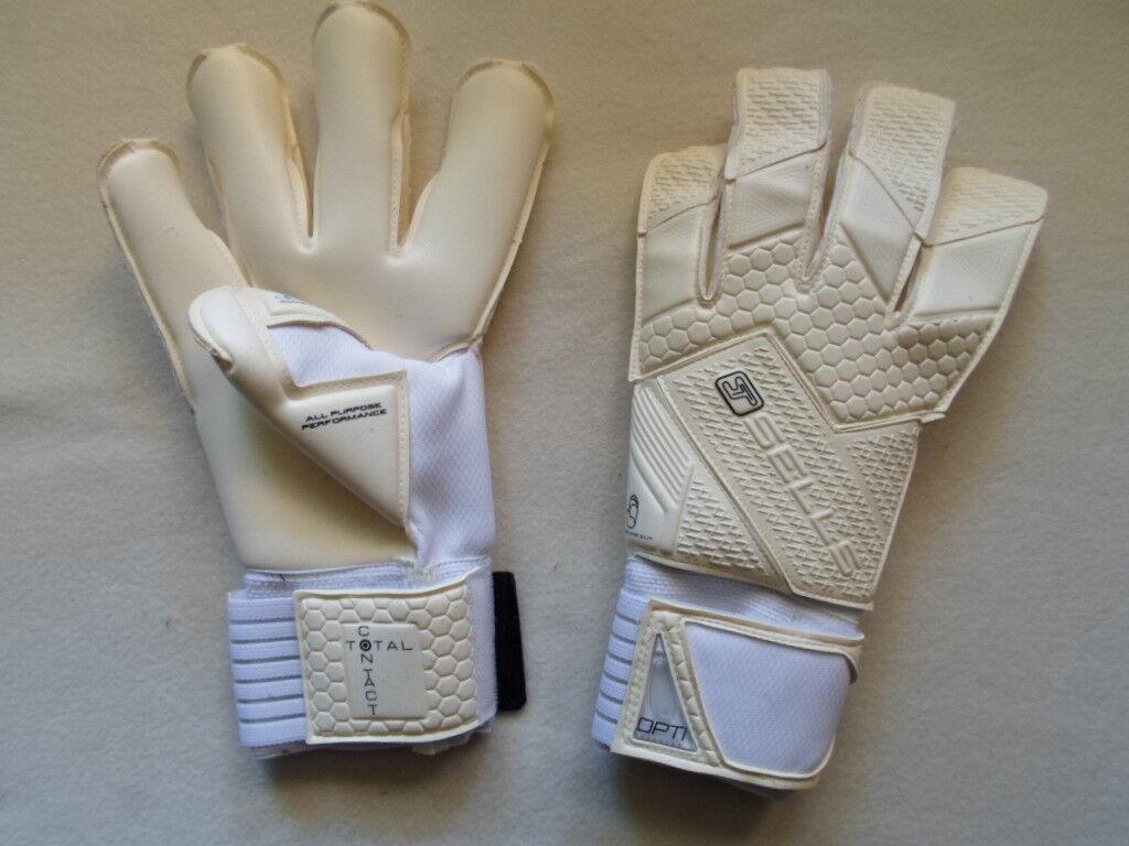Sells Exel Ghost Torwart Handschuhe Total Größe Contact SGP153126 Größe Total 10 weiß 3ae202
