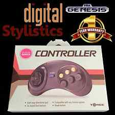 Sega Genesis Controller  (BRAND NEW) (NIB) 6 Button Control Pad