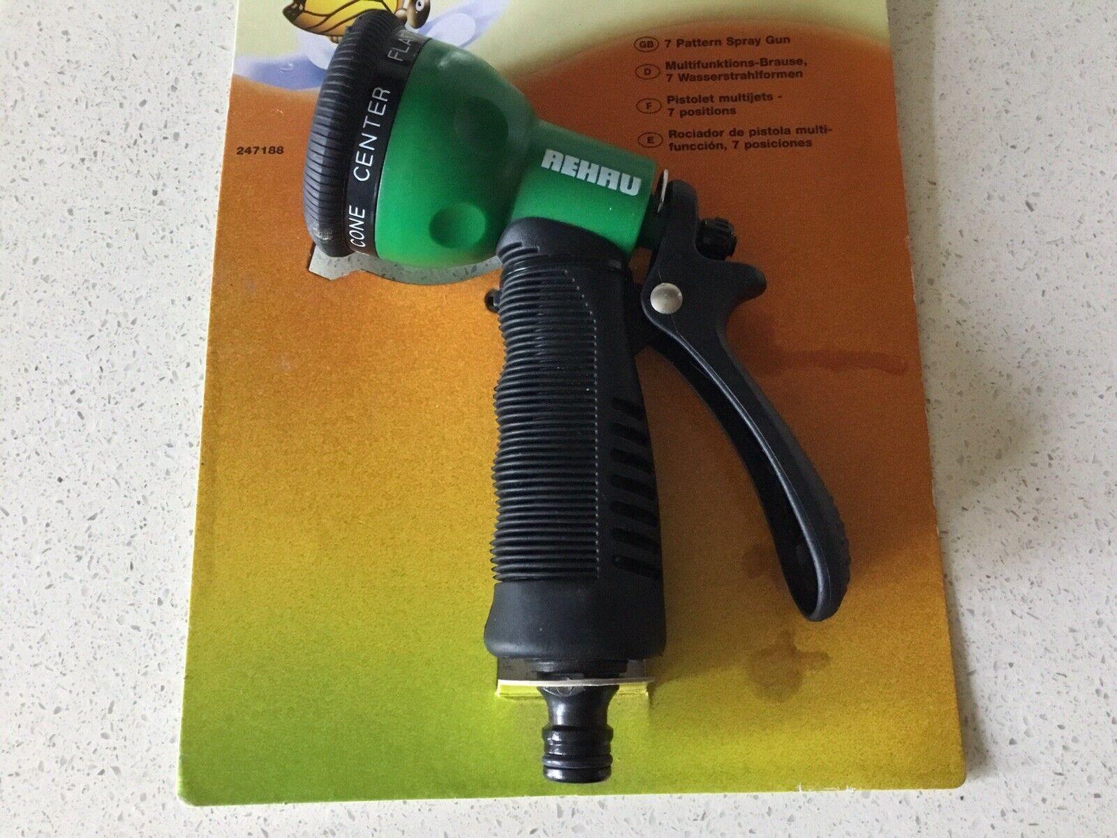 REHAU REH247068 Adjustable Brass Tip Spray Gun