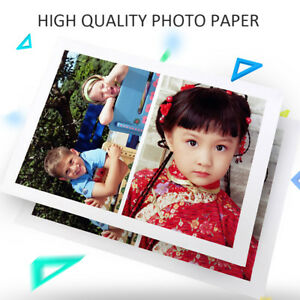 A4-100-Sheets-High-Glossy-With-Premium-Quality-Printer-Photo-Paper-For-Canon-HP