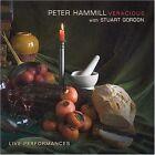 Veracious by Peter Hammill (CD, Jul-2008, Fie!)