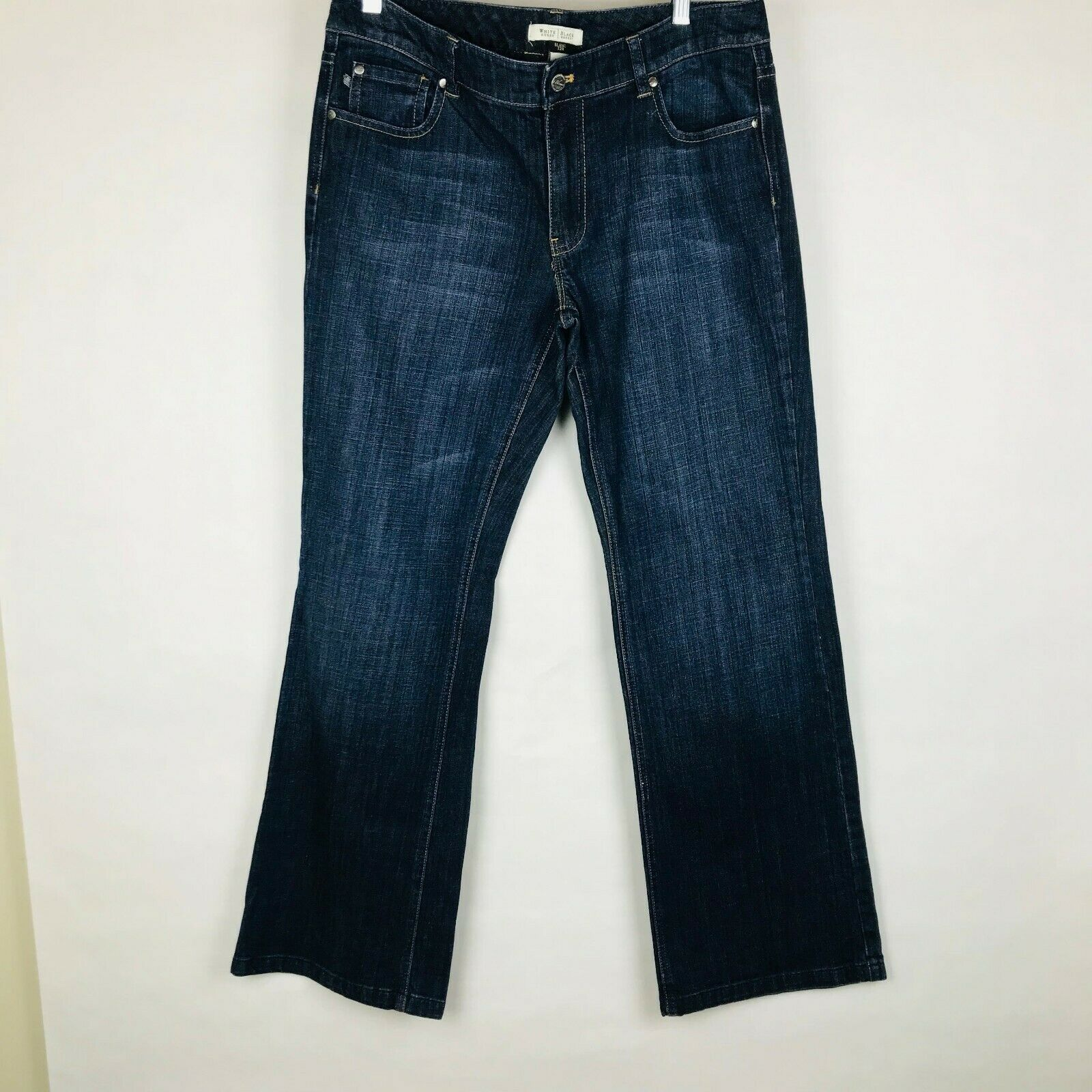 7 For All Mankind Womens Size 30 Kimmie Boot Jeans
