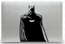 Apple MacBook Air Pro + BATMAN + Aufkleber Sticker Skin Decal + The Dark Knight