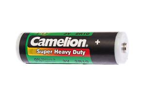 3010 Mutig Camelion 2r10 3v Zink-kohle Stabbatterie Elektromaterial