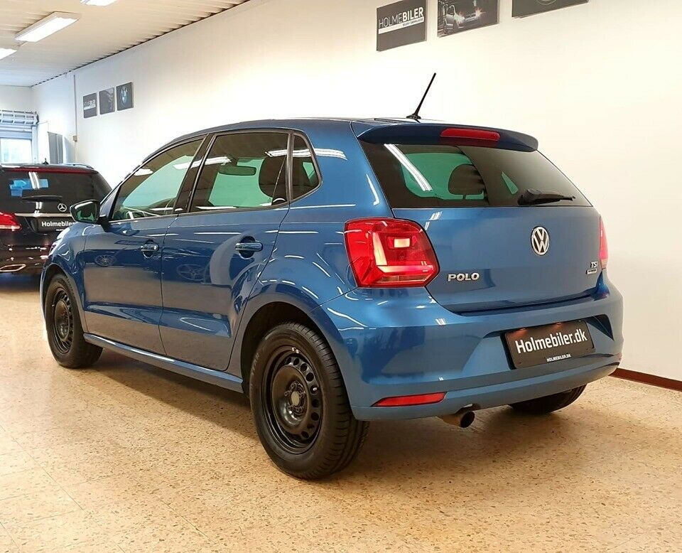 VW Polo 1,2 TSi 90 Comfortline BMT Benzin modelår 2015 km