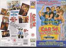 Car 54, Where Arte You?, David Johansen Video Promo Sample Sleeve/Cover #9847