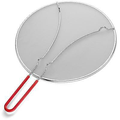 Splatter Screen 13 inch heavy duty ultra fine mesh for Cooking//Frying
