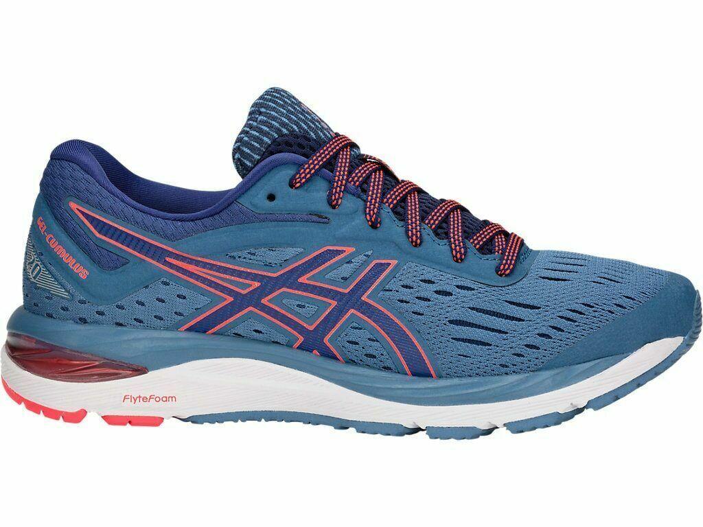 ASICS Gel-Cumulus 20 Women's Running shoes (Size 7) bluee Pink - Sample
