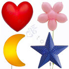 Ikea Children Kids Light Wall Mounted Lights Star Moon Heart Flower Home Decor