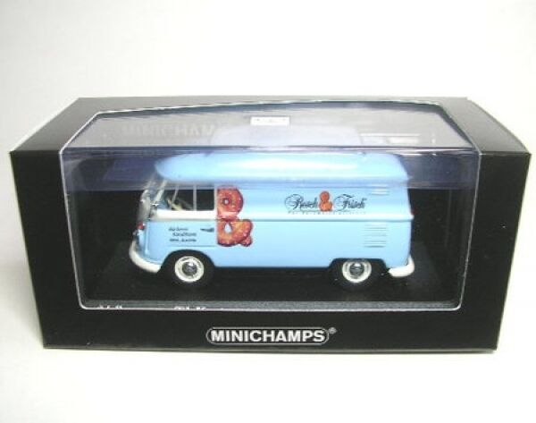 VW T1 Box Bakery Resch u. Fresh