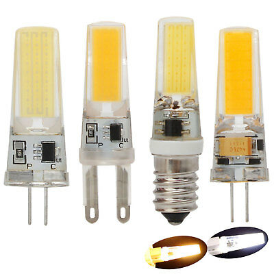 220v G4 Bulb 45w 7w Led LampsEbay Light Replace Lamp Halogen Dimmable Acdc Cob 12v j5LAR4