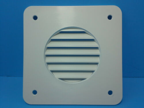 Square Battery Vent for RV Motorhome Trailer Camper FithWheel NEW