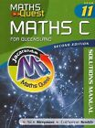 Maths Quest Maths C Year 11 for Queensland 2E Solutions Manual by Catherine Smith, Nick Simpson (Loose-leaf, 2009)