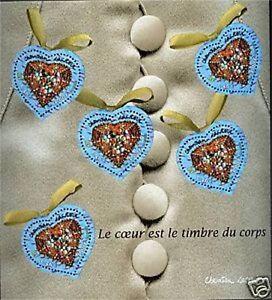 BLOC FEUILLET N° 33 NEUF XX LUXE - COEURS DE CHRISTIAN LACROIX - PROMOTION !