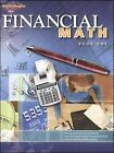 Steck-Vaughn Financial Math: Student Edition (Book 1) by Steck-Vaughn Company (Paperback / softback, 2007)