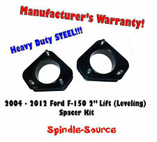 """2004 - 2012 Ford F-150 Lincoln Mark LT 2"""" in Leveling Lifting Strut Spacer Kit"""