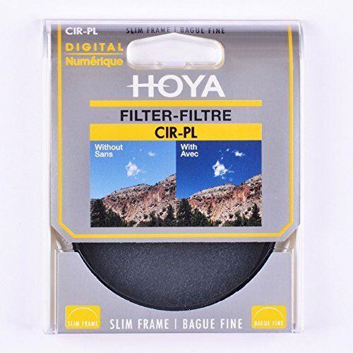 Hoya 82mm Sottile Circolare Polarizzato Filtro