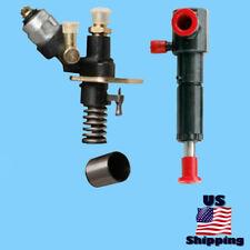 Etq Electric Fuel Pump Amp 4 Left Port Injector For Dg4hwr Dg4ln Dg4le Diesel