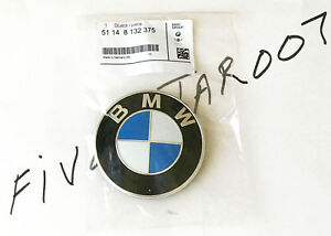 Porsche Carrera Replacement Emblem Badge Roundel