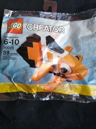 Lego Creator clown fish Nemo set 30025 59 PC/'s release 2011