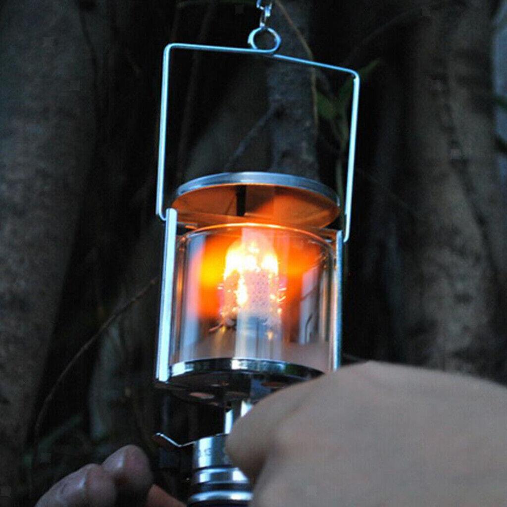 30pcs Tie On Gas lantern Mantle Camping light Gas Mantle Lamp 500CP BIG SIZ MJ69