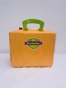 Hasbro-Sesame-Street-The-Furchester-Hotel-CARRY-CASE-ONLY-no-accessories