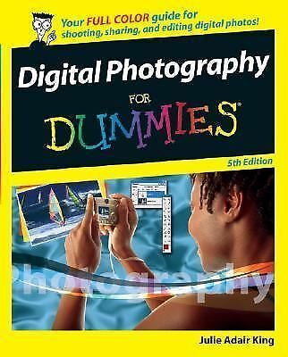 Digital Photography For Dummies (Digital Photography for Dummies)