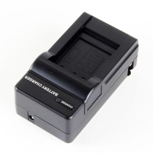 210 250 Cargador Baterías NP-45 NP45a para Fuji FinePix 20 25