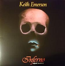 Inferno - Keith Emerson LP AMS Cinevox 2011 Reissue Gatefold Dario Argento