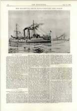 1893 Hms Bonaventure And Jason Commercial Graving Dock Harry