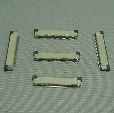 5pcs FFC/FPC connector 40pin pitch 0.5mm top contact
