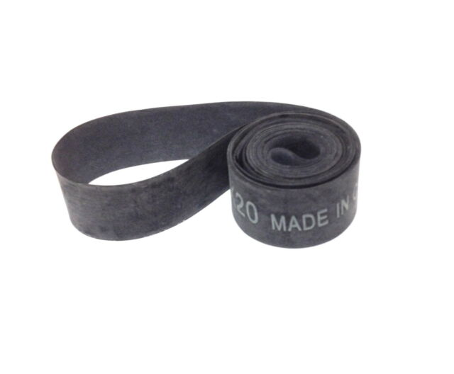"KENDA 24/"" INCH x 12mm BICYCLE BIKE RUBBER RIM STRIP//TAPE FOR 24/"" WHEEL 24x1-3//8"