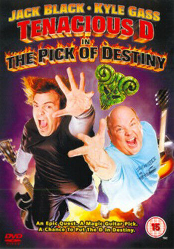 1 of 1 - Tenacious D in the Pick of Destiny DVD (2007) Jack Black