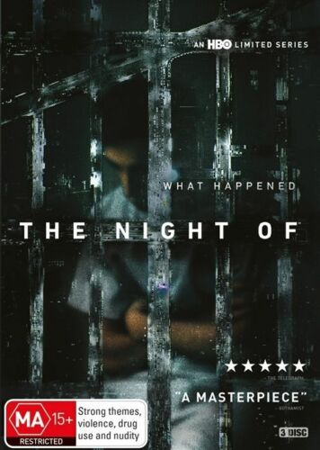 1 of 1 - The Night Of (DVD, 2016, 3-Disc Set) RRP $40
