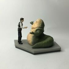 Han Solo Jabba The Hut Jumbo PVC Charcters with Stand Applause NEW