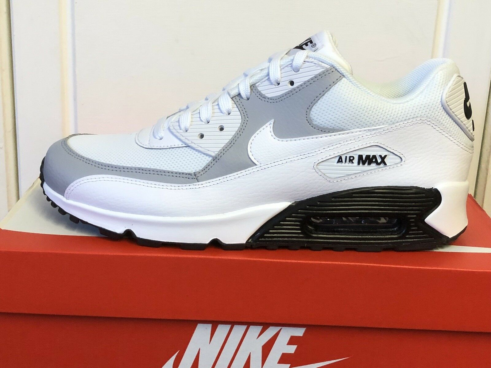 NIKE AIR MAX 90 WO Hommes EUR Hommes TRAINERS SNEAKERS SHOES8,5 EUR Hommes 43 17ae61