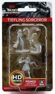 D D 73202 Tiefling Sorcerer Female Nolzur S Marvelous Miniatures Mage Wizard 634482732021 Ebay