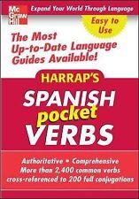 Harrap's Pocket Spanish Verbs (Harrap's Phrasebook Series)