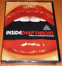 INSIDE DEEP THROAT Dentro de garganta profunda - English / Español - Precintada