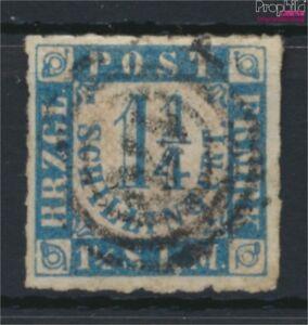 Schleswig-Holstein-7-kompl-Ausg-Pracht-gestempelt-1864-Freimarke-9108890