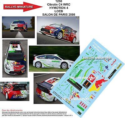 DECALS 1//43 REF 1381 CITROEN DS3 WRC SEBASTIEN LOEB ACROPOLIS RALLY 2012 RALLYE