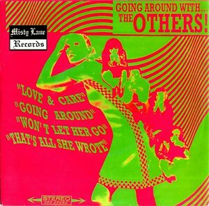THE-OTHERS-034-GOING-AROUND-WITH-034-7-034-45rpm-NEW-GARAGE-PUNK-BEAT-PSYCH-ROCK