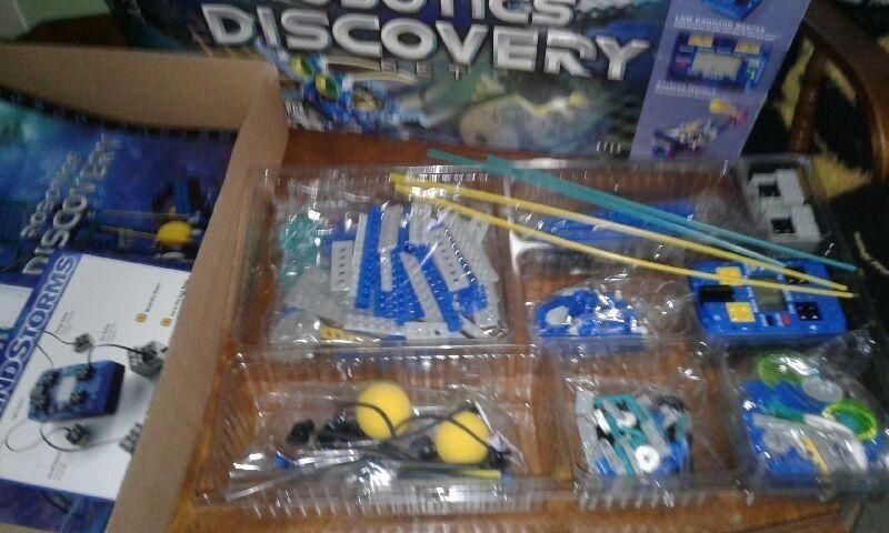 LEGO MindStorms Robotics Discovery Set Kit  9735 NEW, Sealed