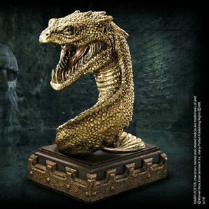 Harry Potter The Basilisk Snake Large Single Bookend - Chamber of Secrets