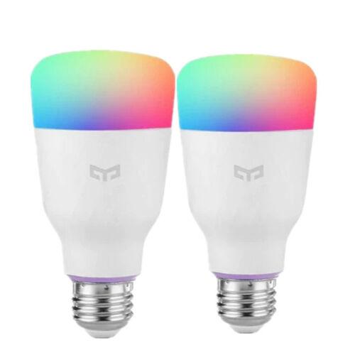 YEELIGHT 10W RGBW Smart Light Bulb APP WiFi Voice Control 1700-6500K E27// E26