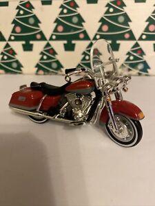 1994 FLHR Road King Hallmark Harley Davidson Motorbike Christmas Ornament NIB