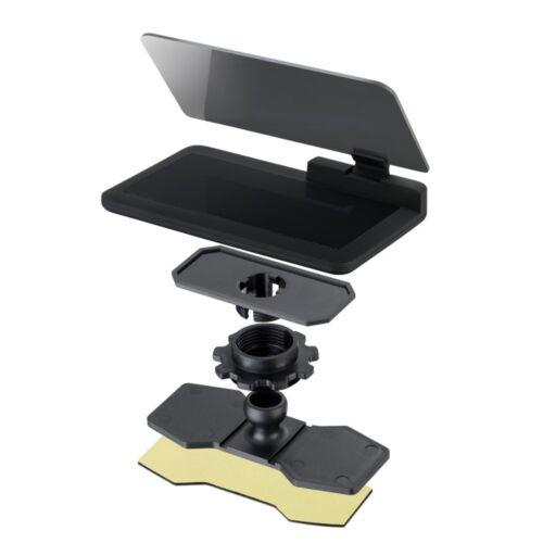 Universal CAR GPS Navigation Holder HUD Head Up Display Projector Phone Bracket