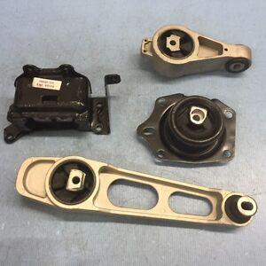 Front Motor Mounts Trans 4pcs Set For 01 09 Chrysler Pt Cruiser