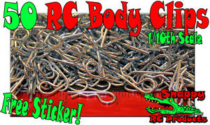 50-10th-Body-Pins-RC-Traxxas-TMaxx-EMaxx-Revo-Rustler-Slash-Stampede-Summit